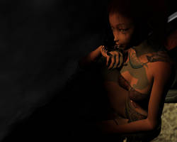 deadly kiss by Ayukawataur