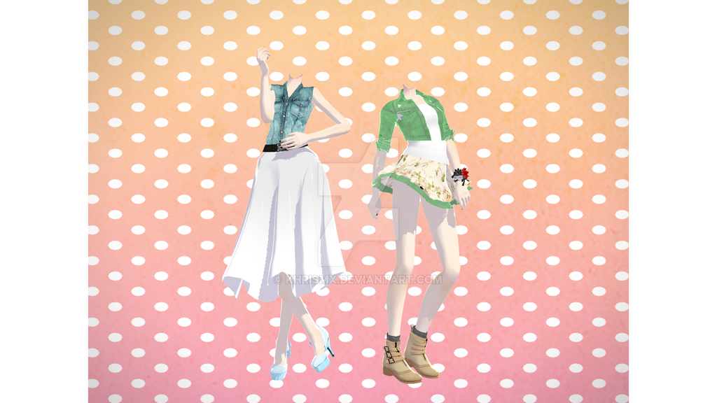 DT Plug-in Miku Updated [Download DOWN ] [MMD] by