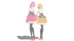 Tda Rin and Luka Drop Pop Candy -DL-