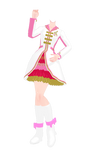 MMD Dress Idolm@ster with Tda Base -Download- 4