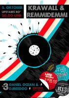 Krawall + Remmidemmi by fluxbrigade
