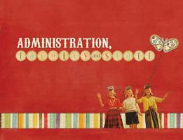 Admin Yearbook Divider by manila-craze