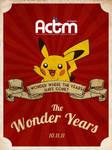 ACTM Alumni Night Teaser: Pikachu