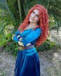 Princess Merida Cosplay