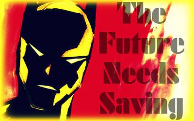 The Future Needs Saving by VoidGalaxy