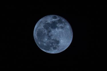 Super Moon September 9 by Xeus5
