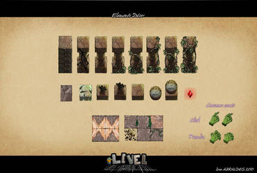 Concept LevelDesign by ia-design