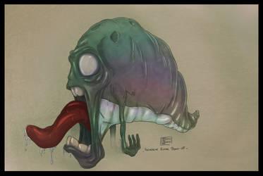 Creature Design by ia-design