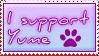:: Yume stamp :: by YumeKimino