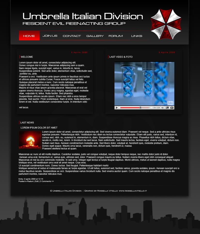 www. UmbrellaItalia .com by YumeKimino
