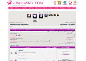 Phpbb3 menu