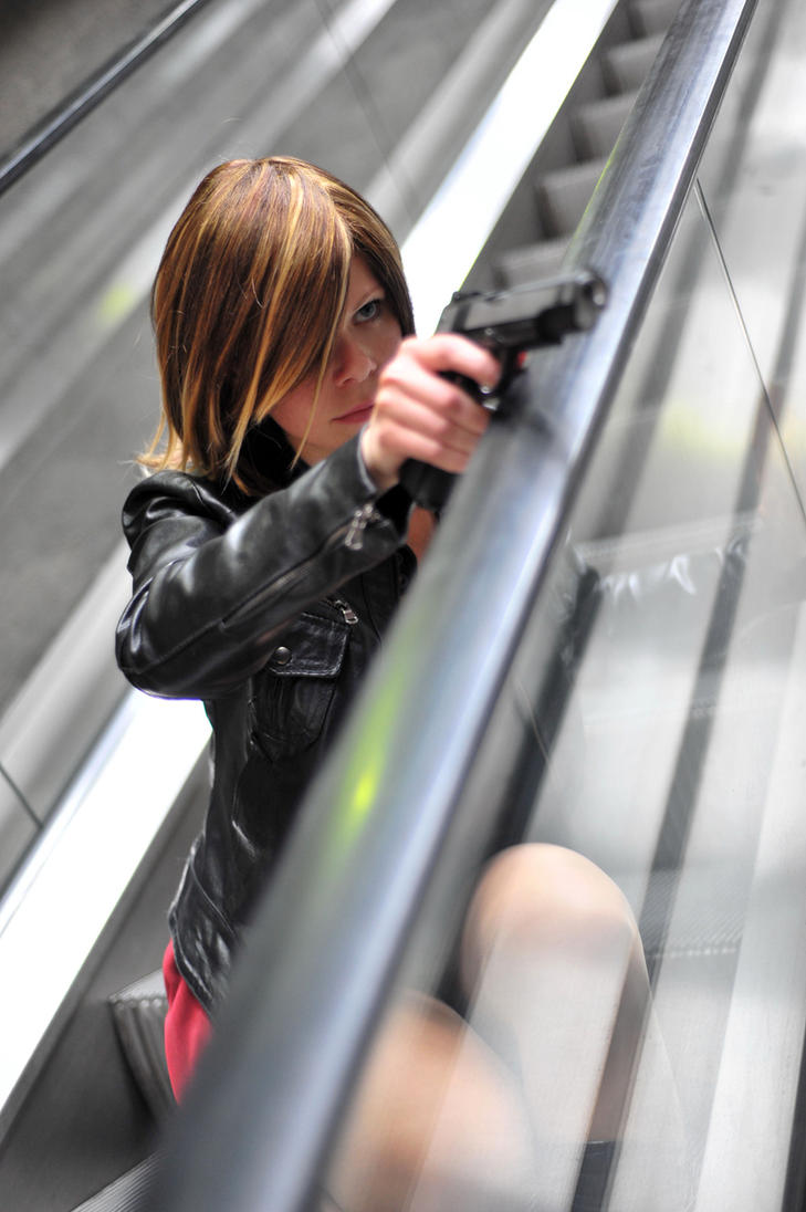 Resident Evil by YumeKimino