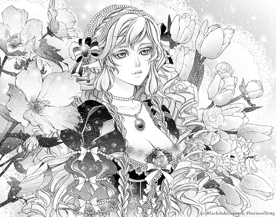 Ashien by Florineil-chan