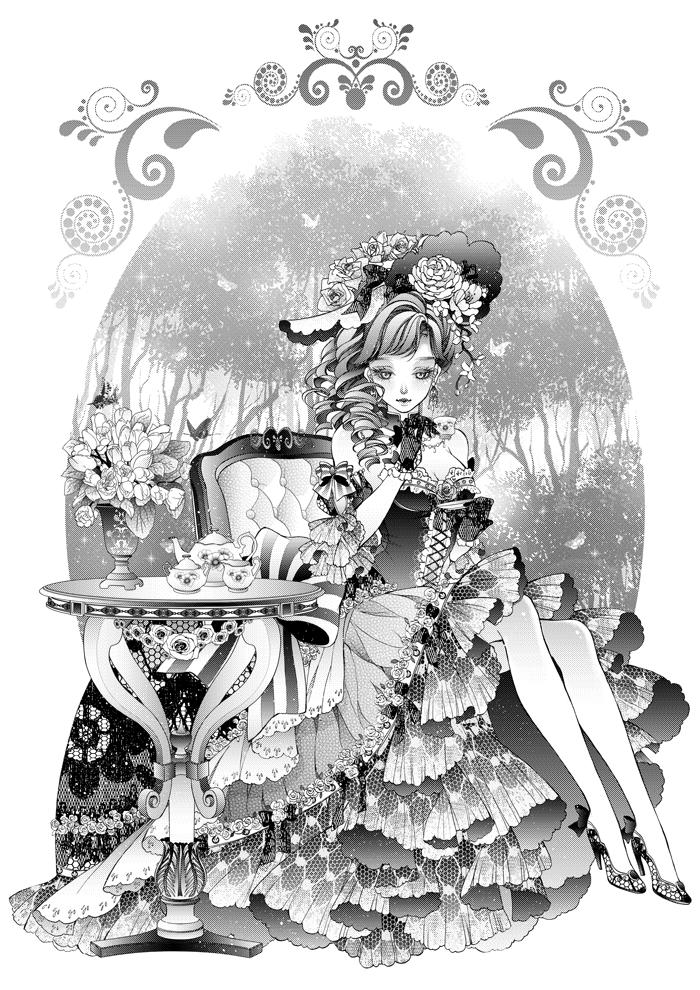 COMM: Venetta by Florineil-chan