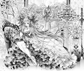 COM: Nadeshiko by Florineil-chan
