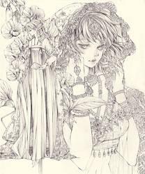 COM: Yona by Florineil-chan