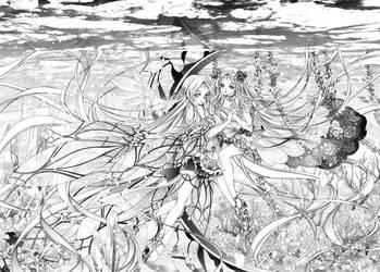 COM: Evangeline by Rori-kun