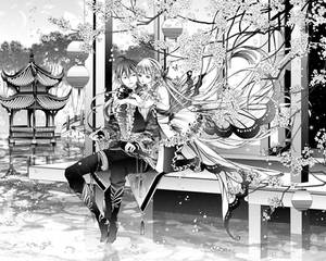 COM: Nadeshiko and Kaito