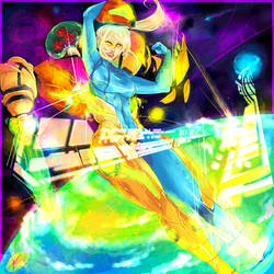 .::samus::. by donioTH