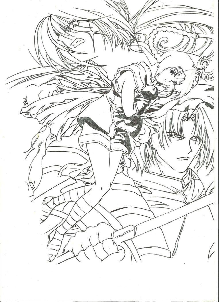 samurai x misao makimachi by litttle princess on deviantart