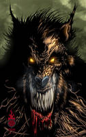 The Howling by JerryBeck