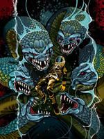 Hydra by nosmallvictories