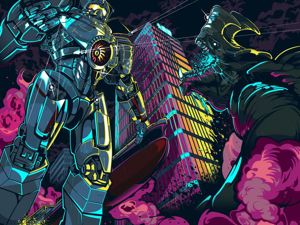 Neon Hong Kong by nosmallvictories