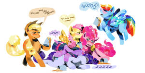 Drunk Ponies