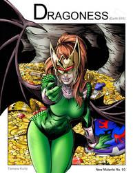 Dragoness - Dragon's Lair (Color)