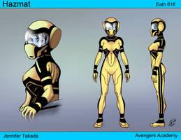 Hazmat (Avengers Academy) Character Study