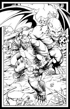 Armadillo and Dragonman - When the Stillness Comes