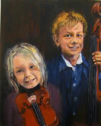 Kids by DominiksArt
