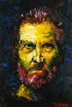 Expressive portrait