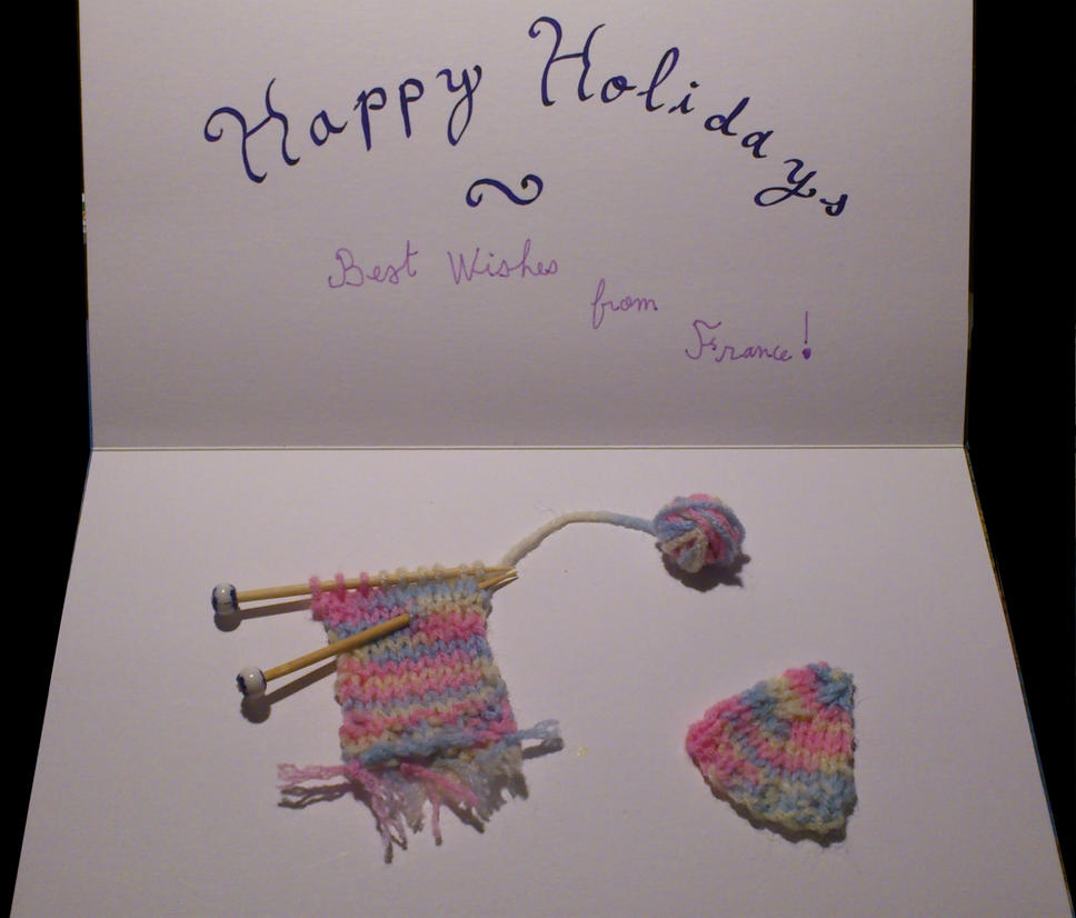 Holiday Card project 2013 by Avelios