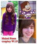 Mabel Pines cosplay WIP