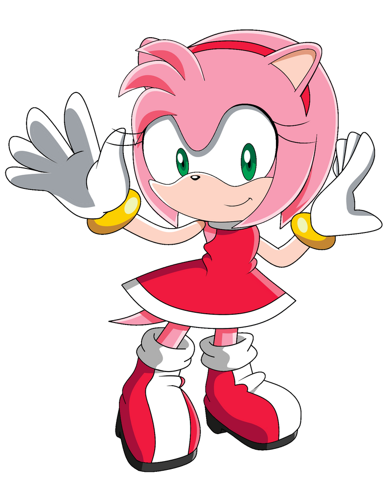 amy rose sonic news network fandom powered by wikia - 801×997