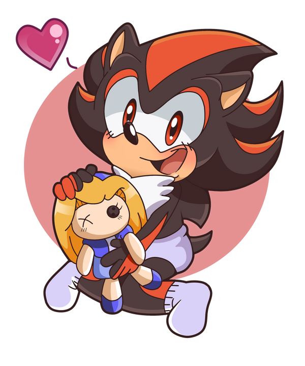 Baby Shadow the Hedgehog by SiIent-AngeI on DeviantArt