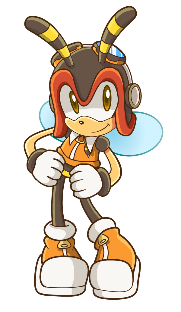Charmy bee - photo#17