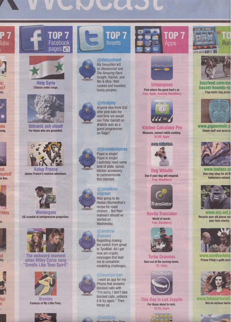 Bronies on Newspapers by BroniesForever