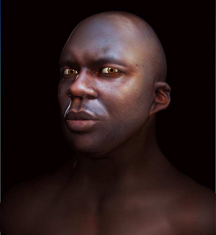 Black dude