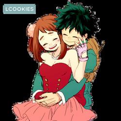 Izuocha render by Lcookies
