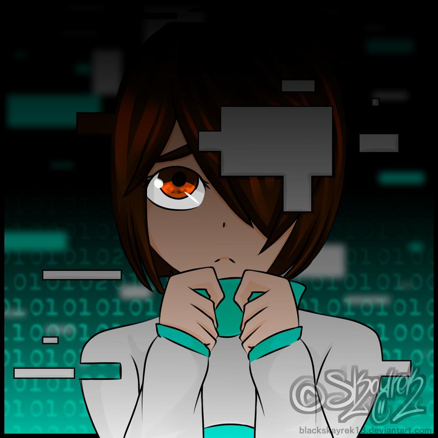 Nameless! Chara (Original Character) by ConeSkayrek