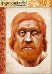 Shanidar 1 (Iraq) - Homo neanderthalensis