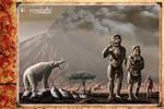 Australopitecus afarensis - Ashes of Laetoli