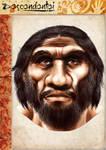 Homo erectus (Pithecanthropus pekinensis)