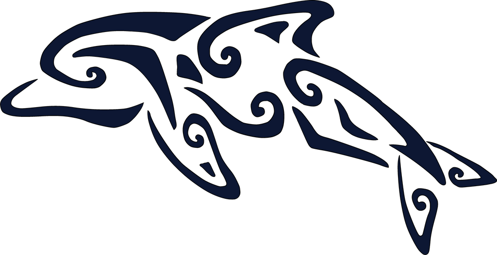Koru Dolphin Design by Okura on DeviantArt