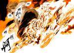 Air Gear 318 Flame Red Kazu