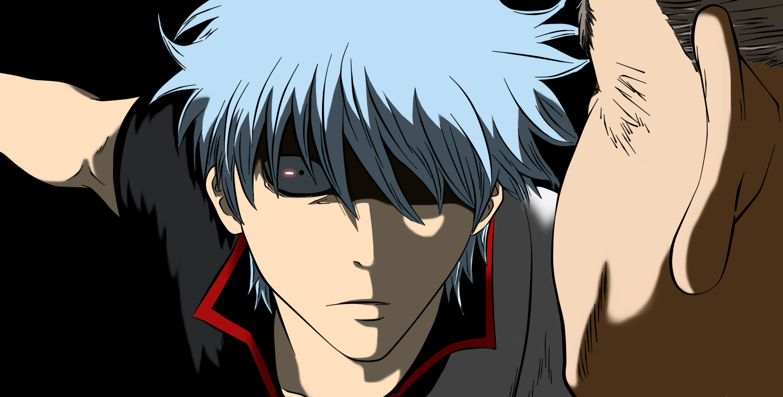 gintama otae and gintoki - photo #28