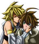 Akame Ga Kill!! Cap 8 Tatsumi and Leone