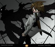 Akame ga Kill!!! 28 Tatsumi Teigu Ectasy by Spitfire95